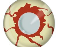 Blood Shot Lenses